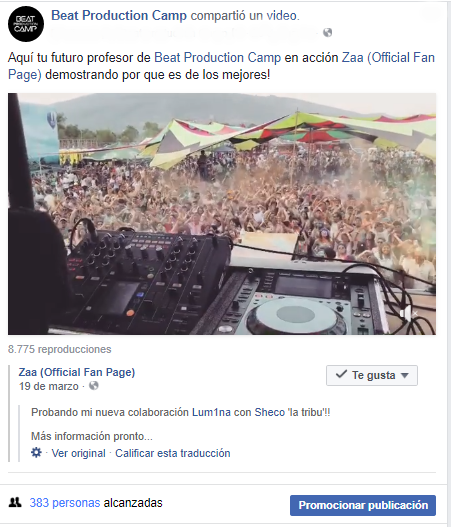 Publicidad en facebook en san miguel de allende